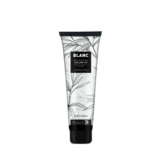 Black Blanc Volume UP Maschera