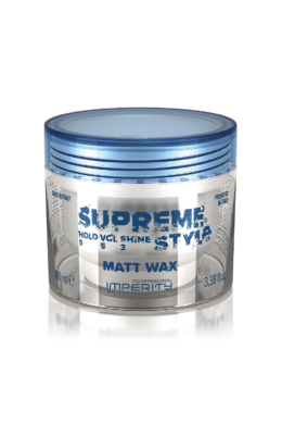 Imperity SUPREME STYLE MATNÝ VOSK 100ml IP