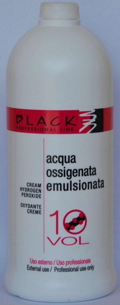 Black Cream Hydrogen Peroxide 10VOL 1000ml