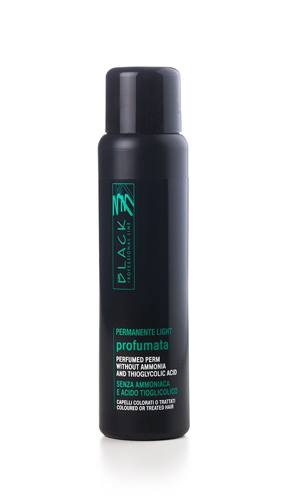 Black Permanente Light Perm 500ml - ondulačný systém