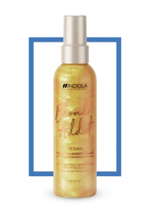 Indola Blond Addict 2 Care Gold Shimmer Spray 150 ml