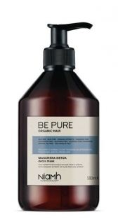 Niamh Hairkoncept Be Pure Detox Mask 500 ml