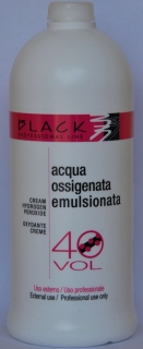 Black Cream Hydrogen Peroxide 40VOL 1000ml