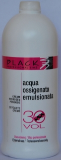 Black Cream Hydrogen Peroxide 30VOL 1000ml