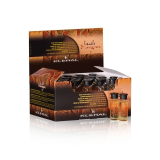 Kléral Huile d´Argan Conditioning Oil For All Type Of Hair 5 ml - arganový olej
