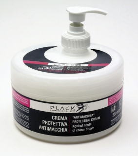 Black Antimacchia Protecting Cream 500ml - ochranný krém